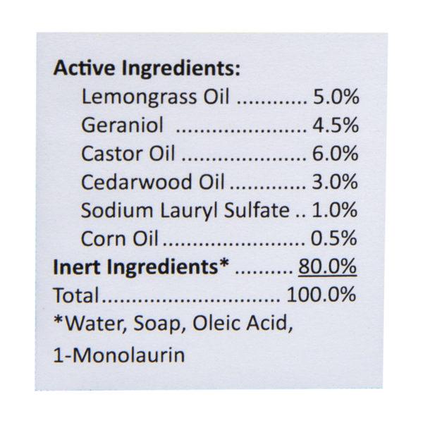 Natural mosquito essential oils