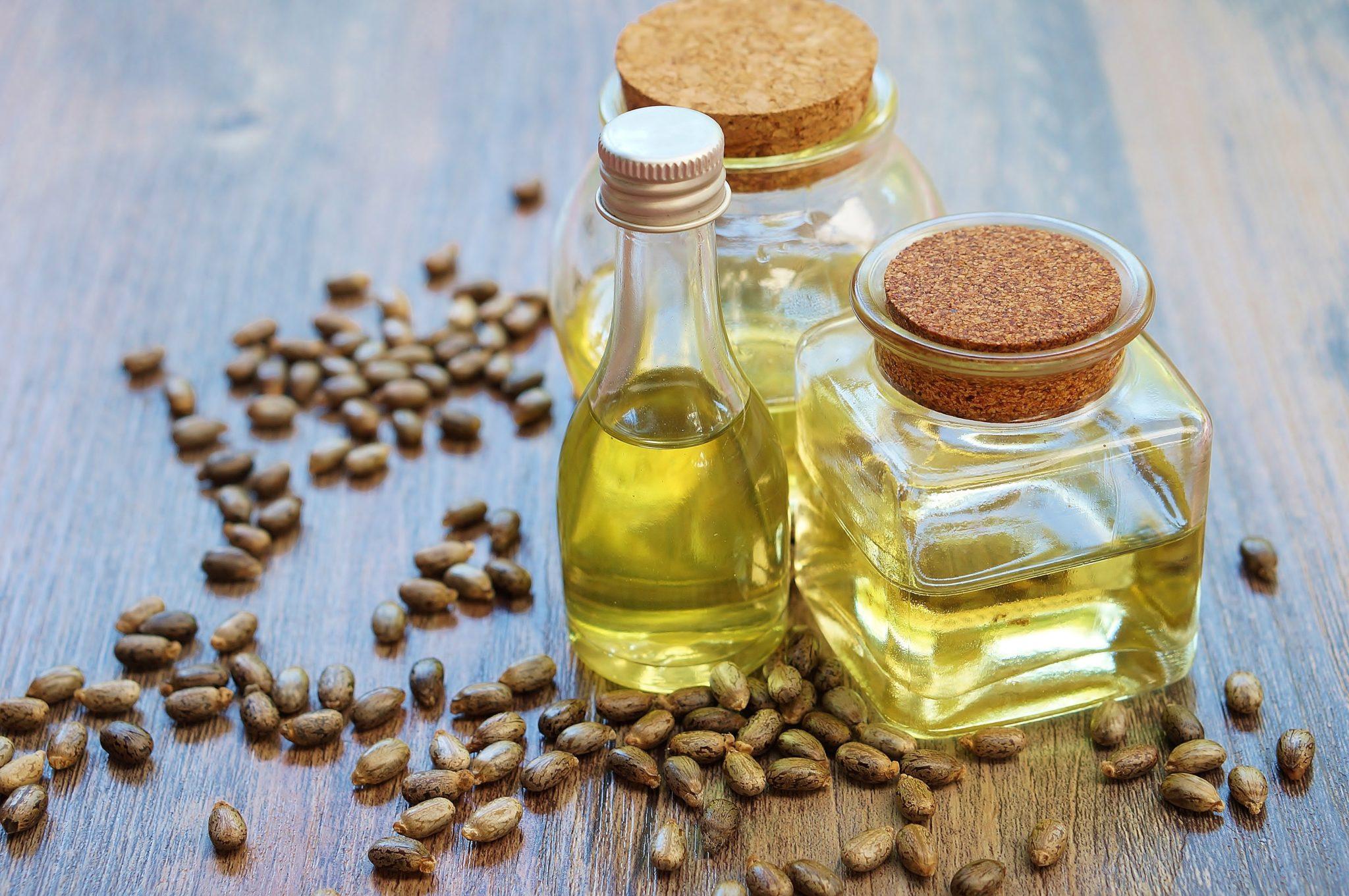 castor oil for mosquito control