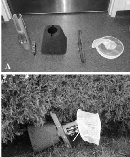 Mosquito CDC Resting Trap