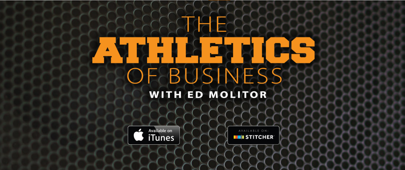 The athletics of business