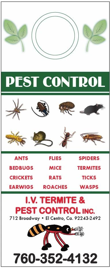 Natural roach service