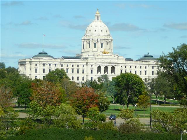 Minnesota State Capital buildin